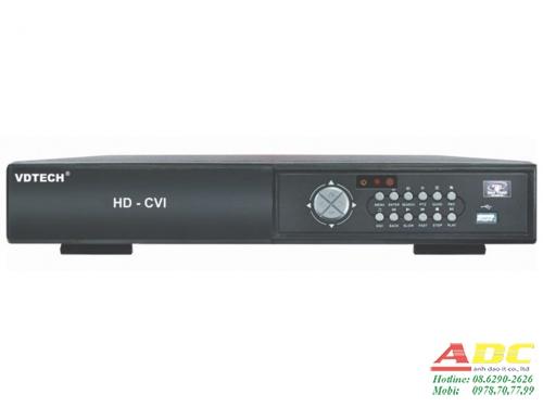 Đầu ghi hình 8 kênh H.264 VDTECH VDT-3600CVI